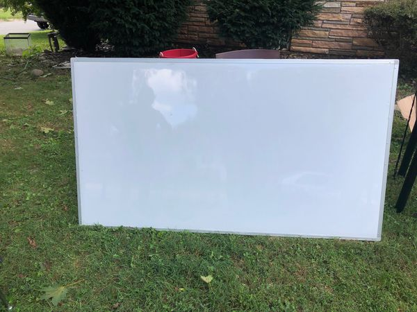 Two whiteboards 6ftx4ft