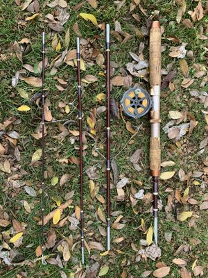 Antique Fly Rod/ Fishing/ Fly Fishing/ Jig/ Fish/ Fishing Pope/ Reel/ Rod for Sale in Fresno, CA
