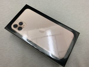 New Apple Sealed Apple iPhone 11 Pro Max 64GB Gold Verizon for Sale in Fullerton, CA