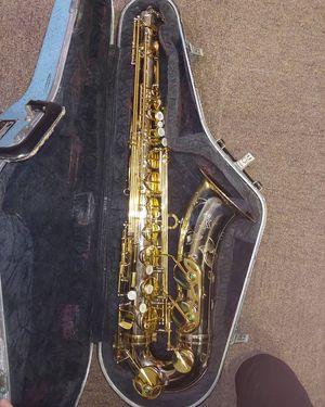 Julius Keilwerth sx90r nickel plated 2001 tenor saxophone for Sale in Las Vegas, NV