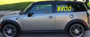 🎁💲8OO For sale URGENTLY 2OO9 Mini cooper . The car has been maintained regularly,,.,,.,., 🎁c for Sale in Arlington, VA