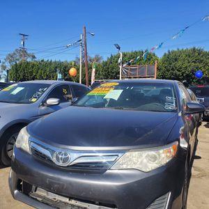 🎄Fácil De Llevar/Camry_2012🎁 for Sale in El Segundo, CA