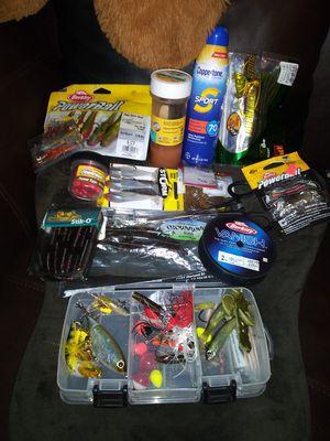 Brand new fishing kit for Sale in Fresno, CA