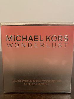 NEW Michael Kors Wonderlust 1.0oz 30ml for Sale in Chesterfield,  MO