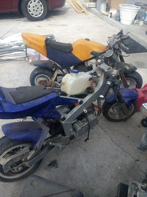 3 pocket bikes for Sale in Industry, CA