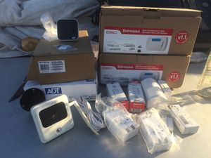 ADT security system everything new for Sale in Bloomington, CA