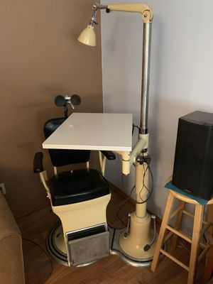 Antique Ophthalmologist Chair MUST GO for Sale in Gresham, OR