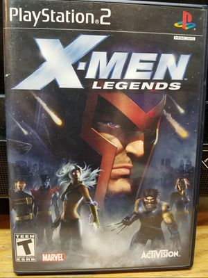 X-Men Legends PS2 Complete for Sale in Fresno, CA