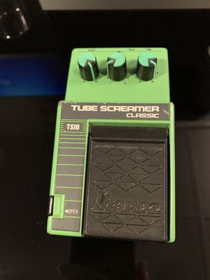 Ibanez Tube Screamer Classic TS10 Guitar Effects Pedal for Sale in Schaumburg, IL