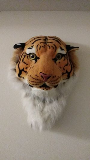tiger head shaped backpack for Sale in Bellingham, WA