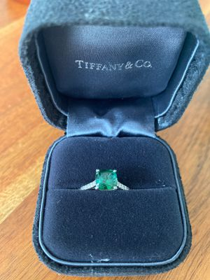 Tiffany's Legacy Tourmaline Ring for Sale in San Pedro, CA