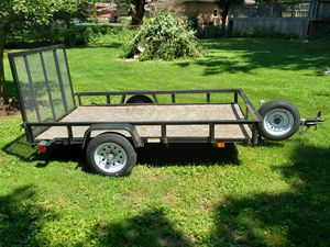 2012 Carry-On Trailer 5x8 ft for Sale in Roselle, IL