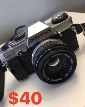 Olympus OM G Camera for Sale in Lancaster, CA