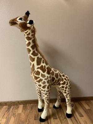 Melissa and Doug Giant Giraffe for Sale in Bismarck, ND