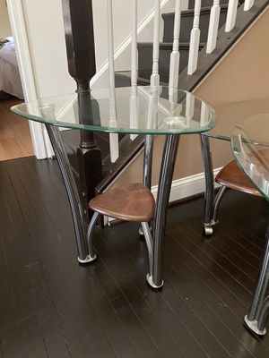 Cocktail Table & 2 End Tables for Sale in Frederick, MD