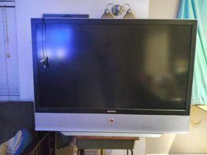 Huge samsung tv for Sale in Palm Bay, FL