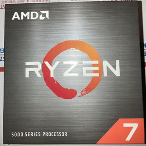 AMD Ryzen 7 5800X 8-core, 16-Thread Unlocked Desktop Processor Without Cooler for Sale in San Jose, CA