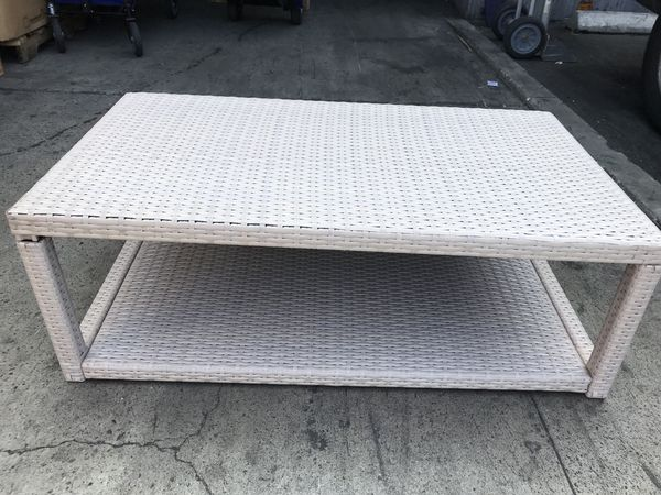 Coffe Table For Patio New For Sale In Los Angeles Ca