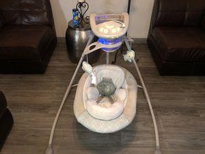 Ingenuity InLighten Cradling Swing Cambridge for Sale in Henderson, NV