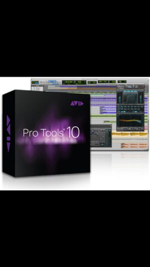 Pro Tools 10HD for Sale in Crystal, MN