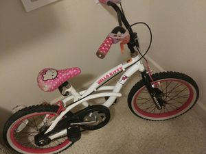 Hello Kitty bike for Sale in Dinuba, CA