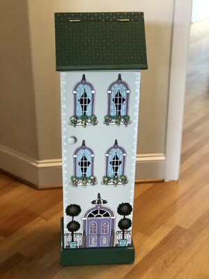 Bookcase/Storage/Doll House/DVDs Holder for Sale in Harrisburg, NC