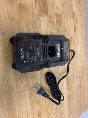 Ryobi 18V ONE+ Intelliport power tool battery charger for Sale in Claremont, CA