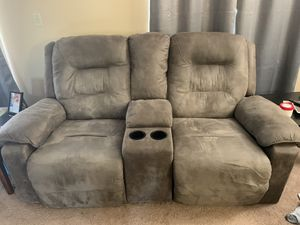 Sofa set with love seat and rocking chair for Sale in Ballwin, MO