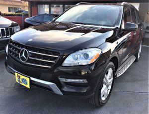 2012 Mercedes-Benz M-Class for Sale in Huntington Beach, CA
