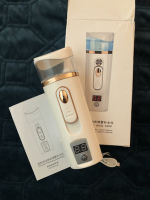 Nano Facial Mister | Portable Mini Facial Steamer for Sale in Los Angeles, CA