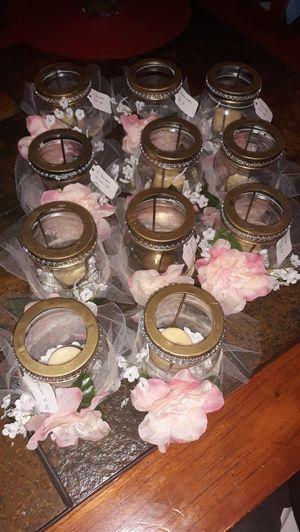 Candle vase for Sale in Sanford, FL