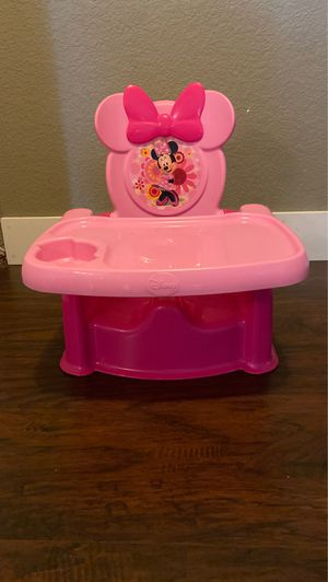 Minnie Mouse Booster Seat for Sale in Denver, CO