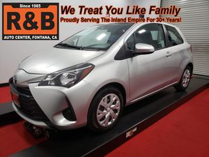 2018 Toyota Yaris for Sale in Fontana, CA