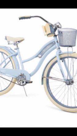 "Huffy Nel Lusso 26"" Women's Beach Cruiser Bike BLUE for Sale in Yorba Linda,  CA"
