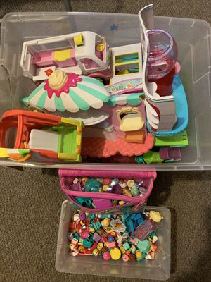 Shopkins Lot for Sale in Portland, OR