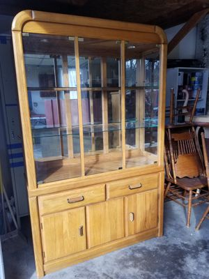 Large Wooden Hutch for Sale in Hanover, PA