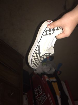 Low top vans for Sale in Independence, WV