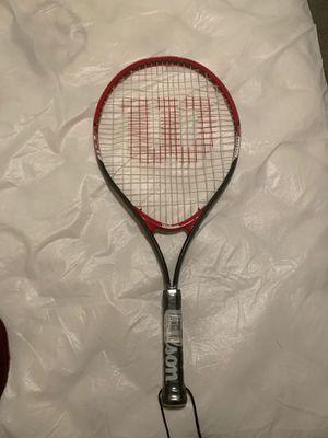Wilson tennis racket for Sale in Sacramento, CA