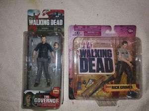 Walking Dead Collectable Action Figures for Sale in Denver, CO