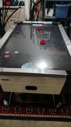 Full size Air hockey table for Sale in Battle Ground, WA