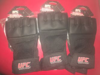LOT of UFC brand gel training gloves for Sale in Henderson,  NV