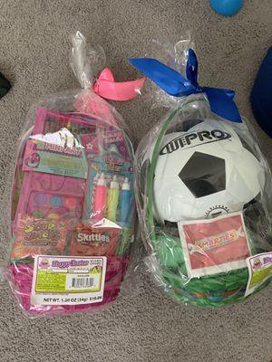 Kids baskets set of 2 for Sale in Naples, FL