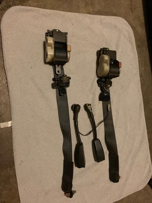 88-91 crx pillar mounted seat belts for Sale in Tacoma, WA