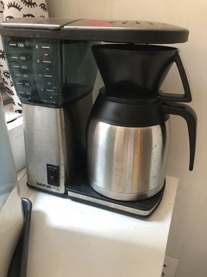 Bona Vita 8 cup drip coffee maker for Sale in Washington, DC