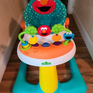 Sesame Street 2-in-1 Activity Walker, Elmo for Sale in Deltona, FL