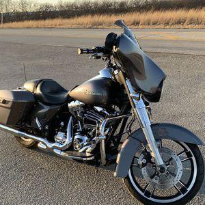 Harley Davidson Streetglide for Sale in Lockport, IL