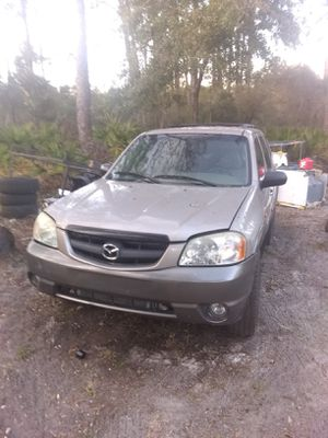 Mazda tribute for parts only no title for Sale in Eustis, FL
