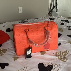Mcm Boston Bag for Sale in Bowie, MD