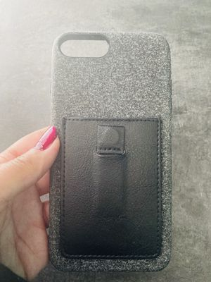 iPhone 6s Plus Gray Wallet case for Sale in West Columbia, SC