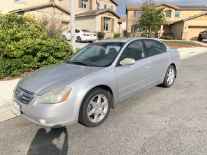 2002 Nissan Altima for Sale in Canyon Lake, CA